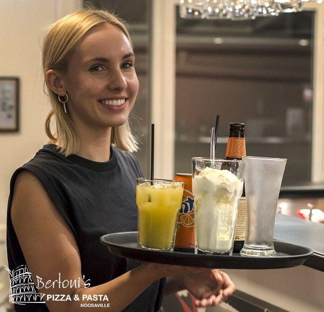 Bertoni's Restaurant Drinks