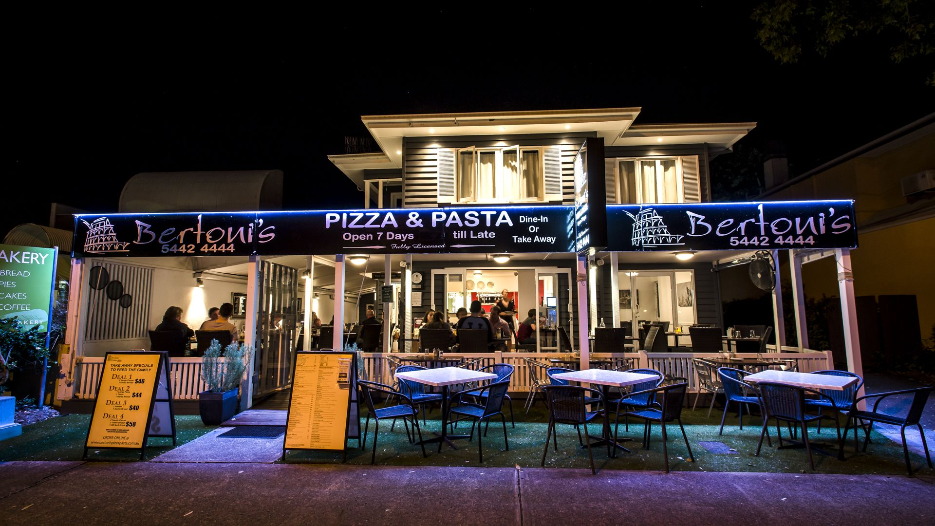 Bertoni's Restaurant Photos-14 homepage
